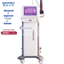 Fractional Lens Q Switched ND YAG Laser Machine Chloasma Treatment Pore Removal