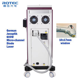 755nm 1064nm Salon Beauty Machine 808 Diode Laser Hair Removal Macro Channel Laser Bar