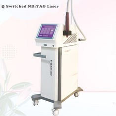 Portable Q Switched ND Yag Xóa hình xăm bằng laser, Laser Q Switched ND Yag Skin Rejuvenational