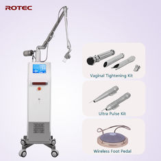 Máy điều trị CW Fractional Laser, C02 Laser Treatment Single Pulse Ultra Pulse